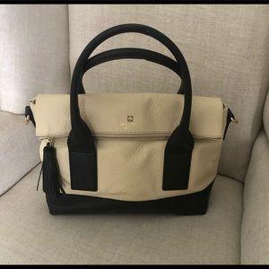 Kate spade leather tote/shoulder bag